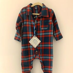 Little Traveler flannel pajamas — 24 months - NWT